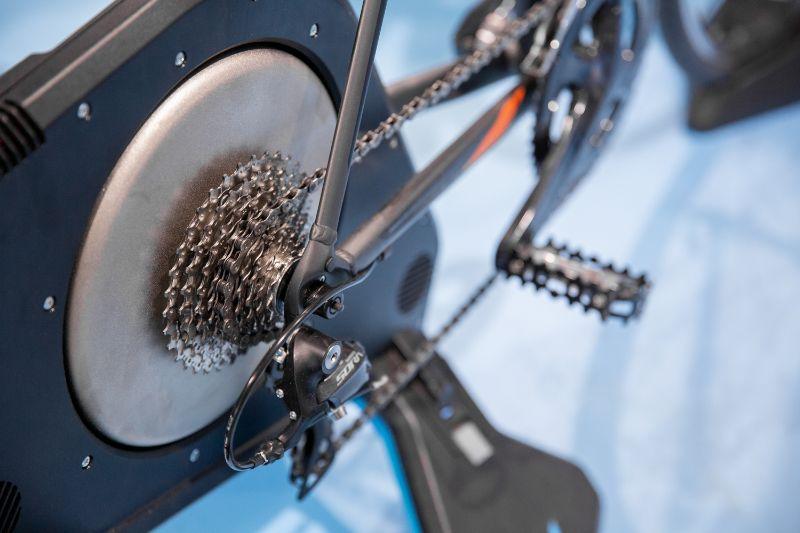 Kalibreren? Niet nodig, je kunt meteen gaan fietsen.