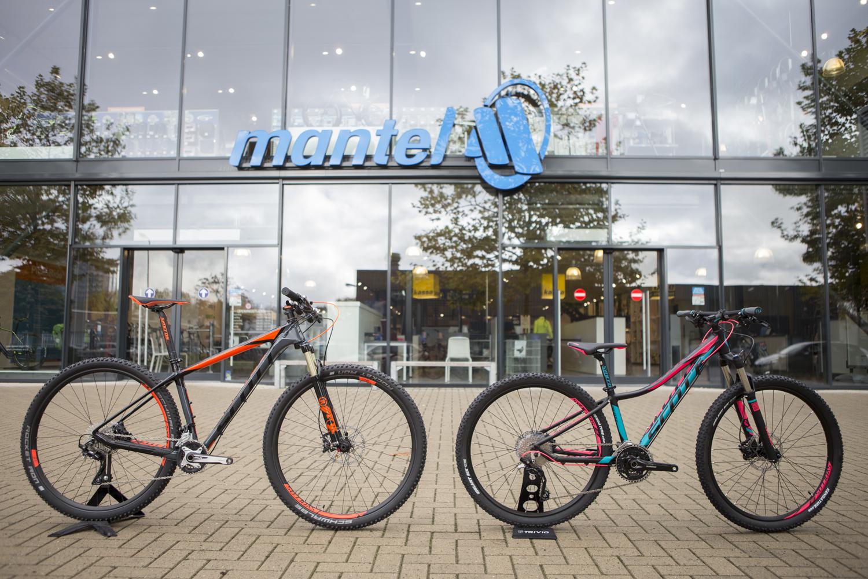 Mountainbiken voor vrouwen