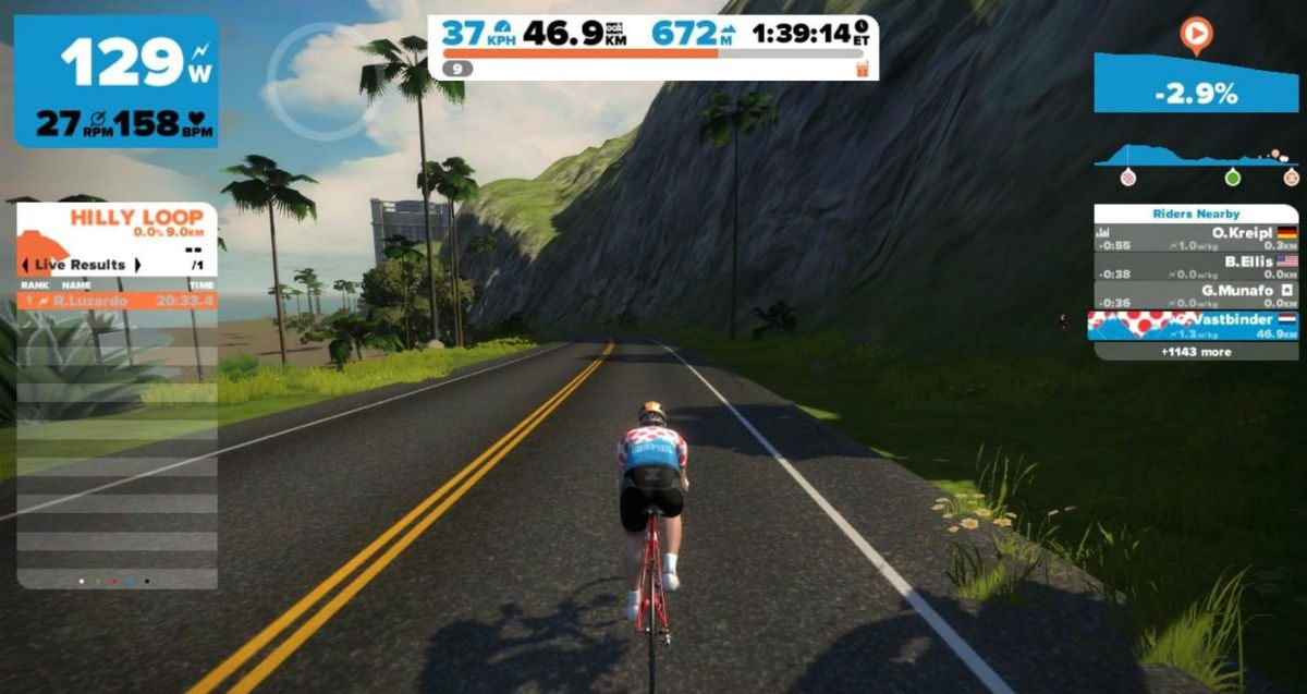 Zwift - How does It Work and What can You do with It? [How