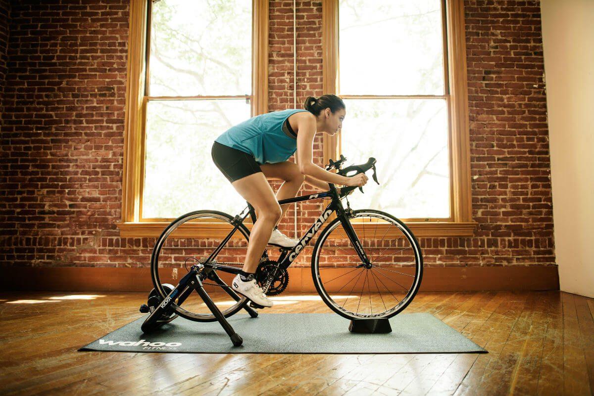 Niks saaie huiskamer. Met de juiste hack kun je zelf bepalen wanneer je welke map fietst.