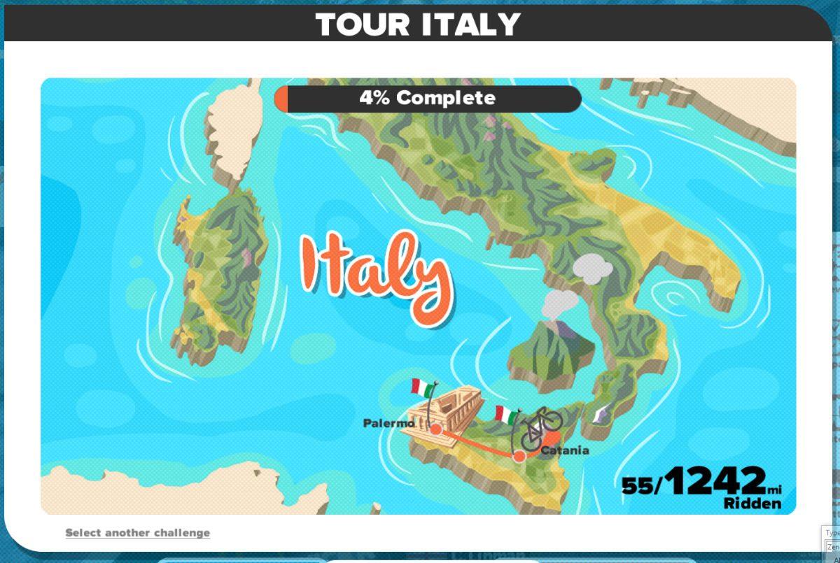 Traversez-vous l'Italie virtuellement ?