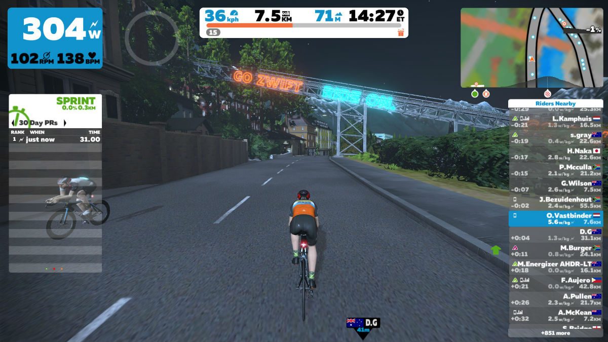 Zwift - How does It Work and What can You do with It? [How-To] | Mantel
