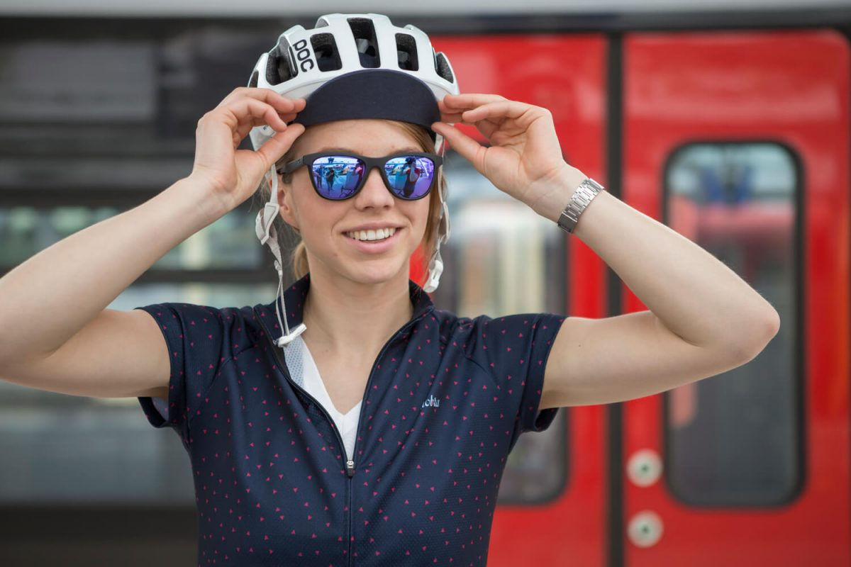 A cycling helmet might be the most important purchase you've ever made.