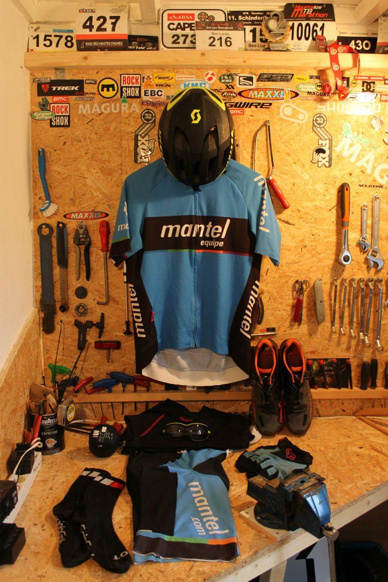 Cycling Wardrobe