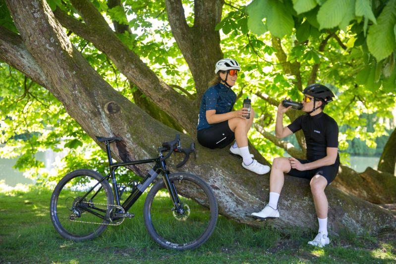 goed drinken tijdens het fietsen