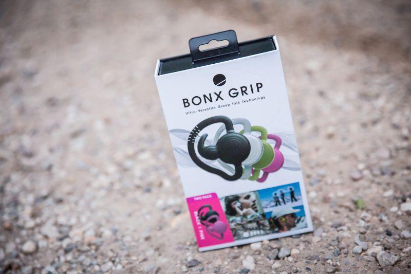Utöver en svart och rosa variant kan du även välja en grön Bonx Grip.