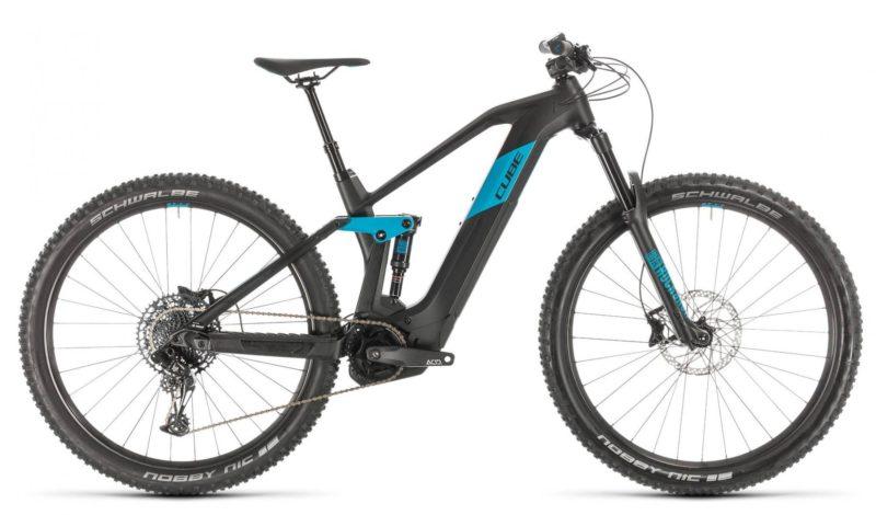 Cube Stereo Hybrid 140 HPC Race 500 29 Elektrische mountainbike
