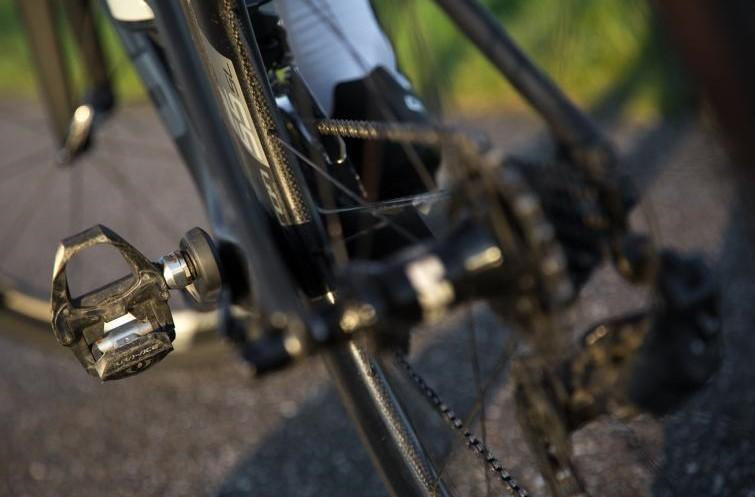 Racefiets pedalen dura ace
