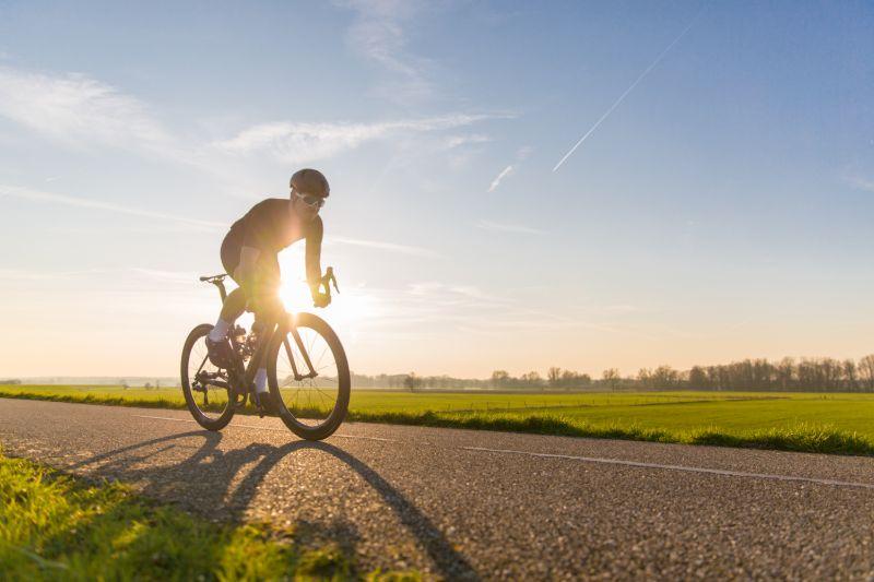 fietsen met een powermeter
