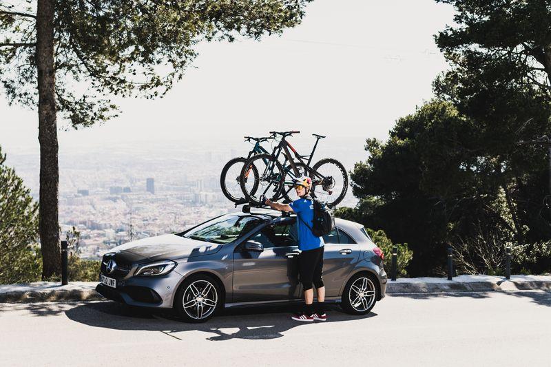 Met de juiste fietsendrager kun je elke auto geschikt maken om fietsen mee te vervoeren.