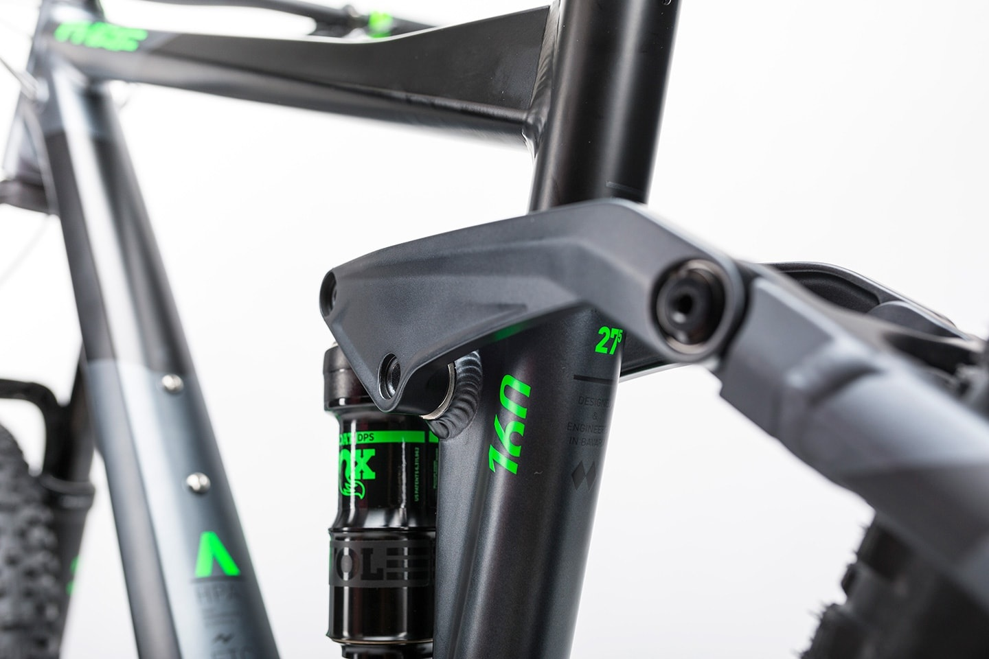 Cube Stereo HPA full suspension