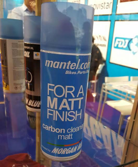Mantel Morgan Blue