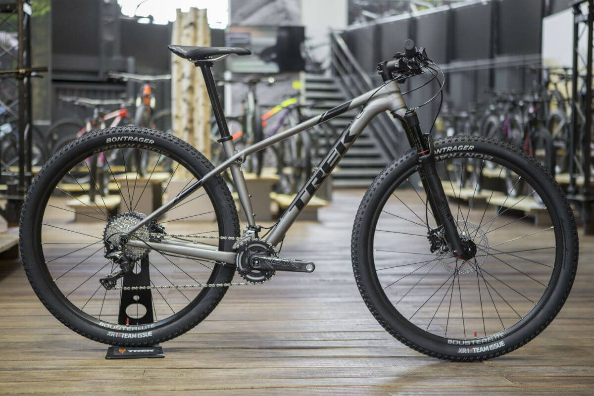 Mountainbikes für Anfänger und Profis - unsere MTB Kollektion 2018