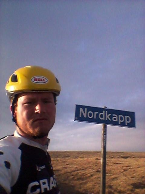 Te moe om te lachen @Noordkaap