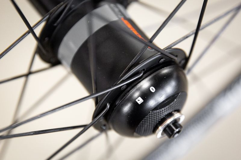 The Powertap hub power meter can be paired using ANT+ and Bluetooth.