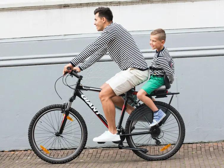 junior fietsstoeltje