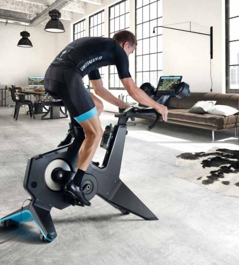 De Tacx Neo Bike. Een fietstrainer inclusief ventilatie.