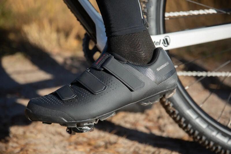 MTB schoenen met klittenband