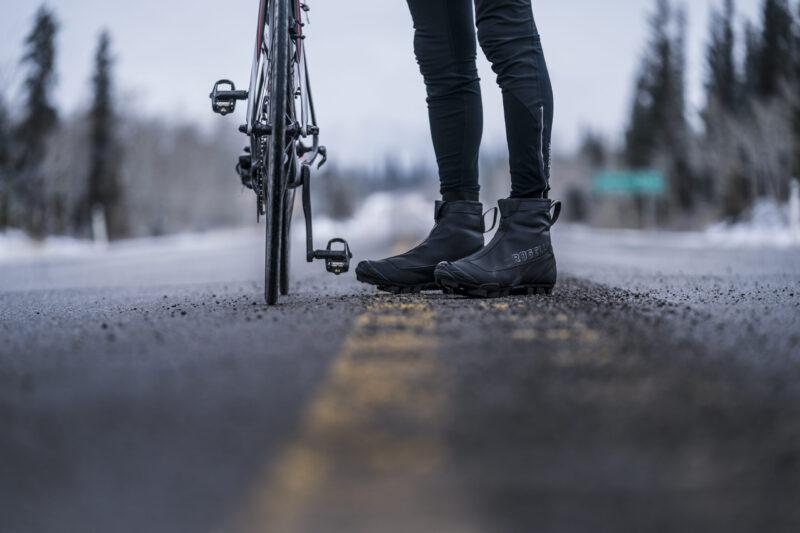 Winter fietsschoenen van Rogelli
