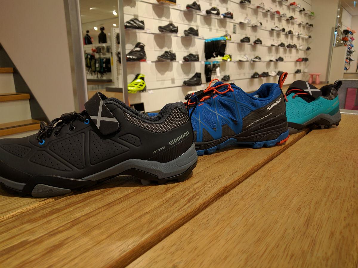 spd trekking schoenen algemeen