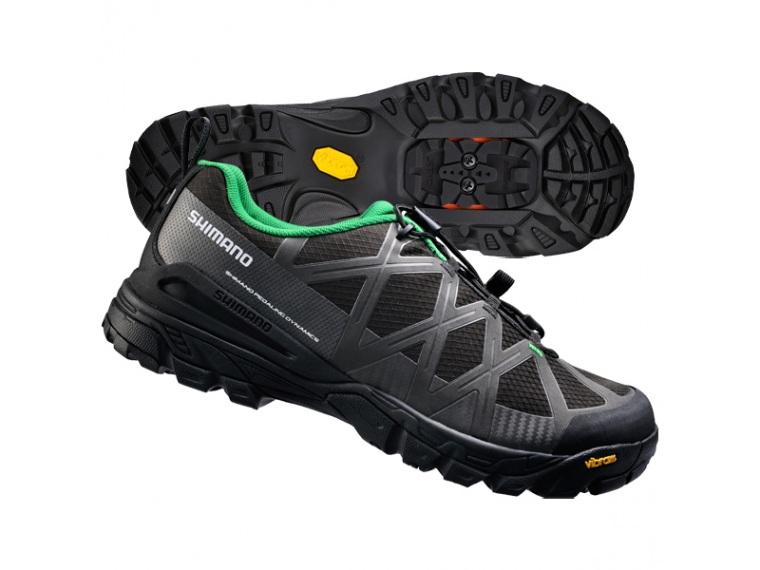 SPD Trekking schoenen zool