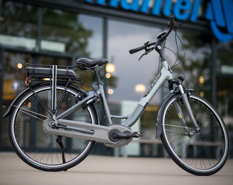 E-bike, Bosch motor, Giant Twist Elegance